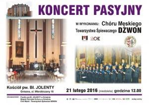 Koncert Pas. 1