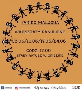 Taniec Malucha 2019